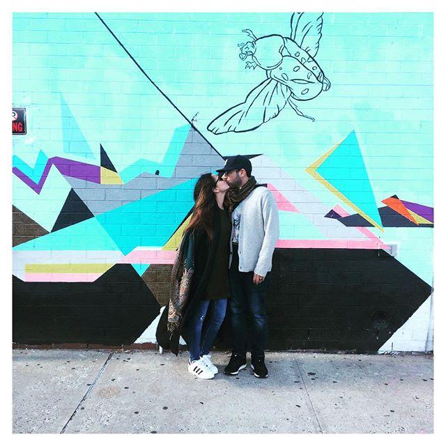 The best crew ❤️✨ #iloveyouguys #brooklyn #sunday #family #sunny #dontgo #nyc