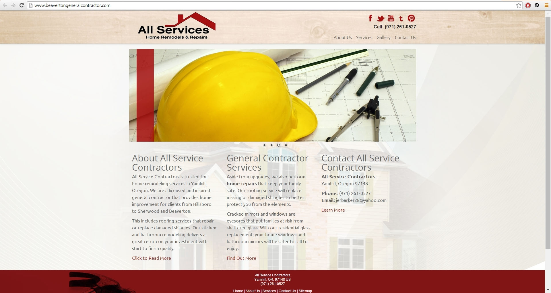 All Services Construction