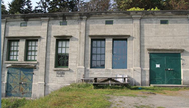 School Building 315