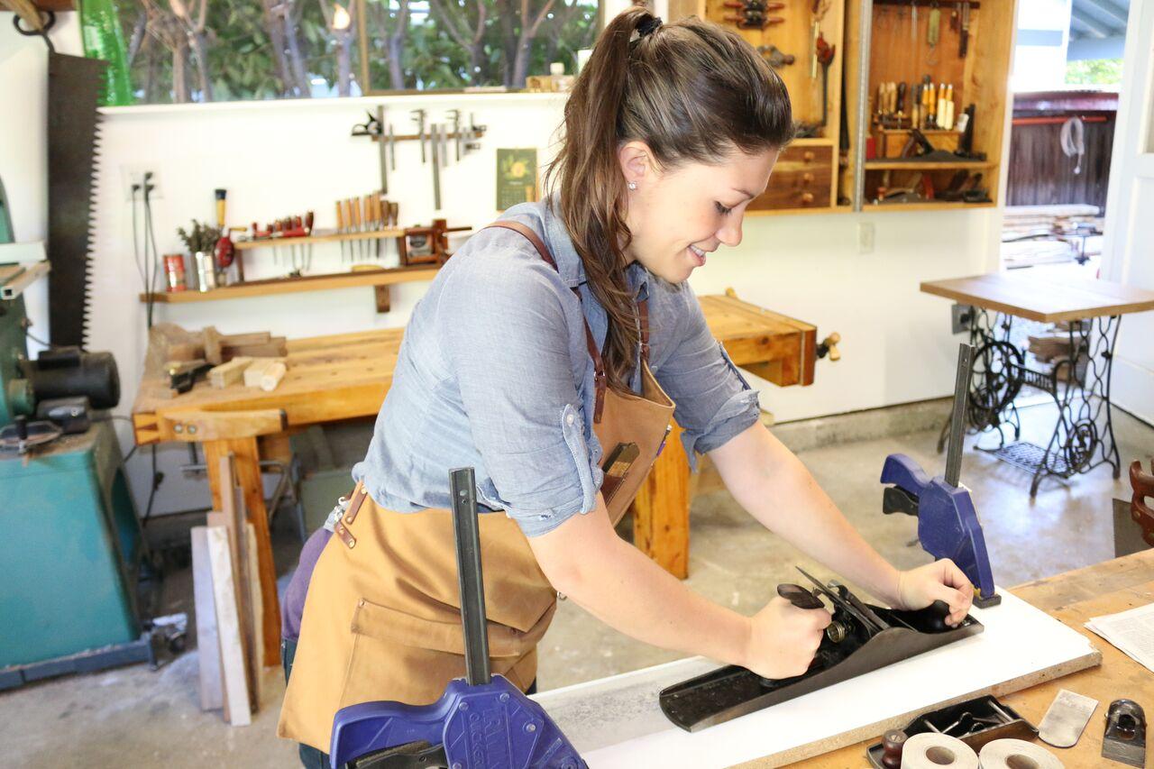 Anne Briggs Port Townsend School Of Woodworking