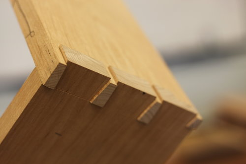 Copy of example of dovetail joinery