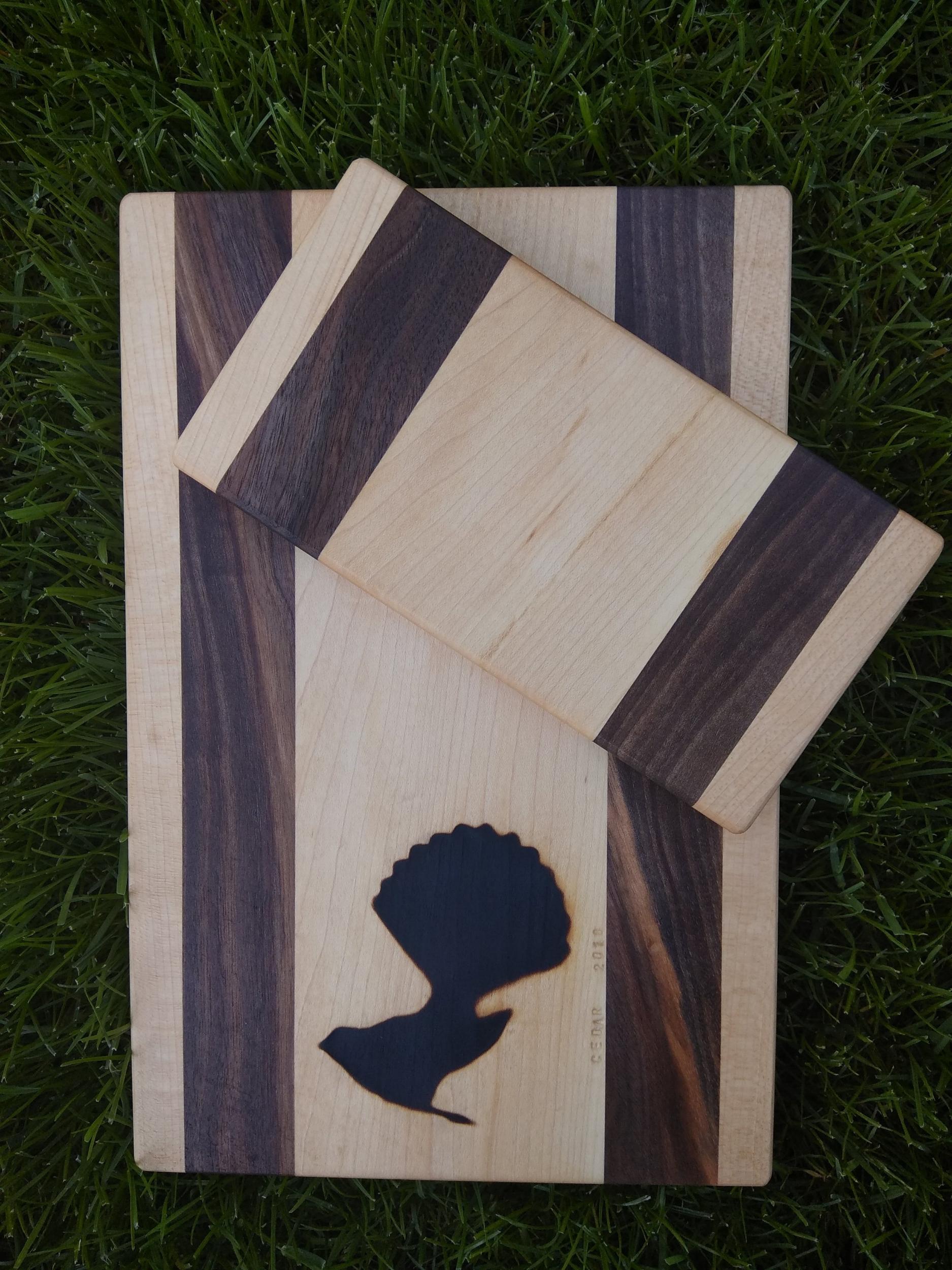 Cutting Board by Cedar Green