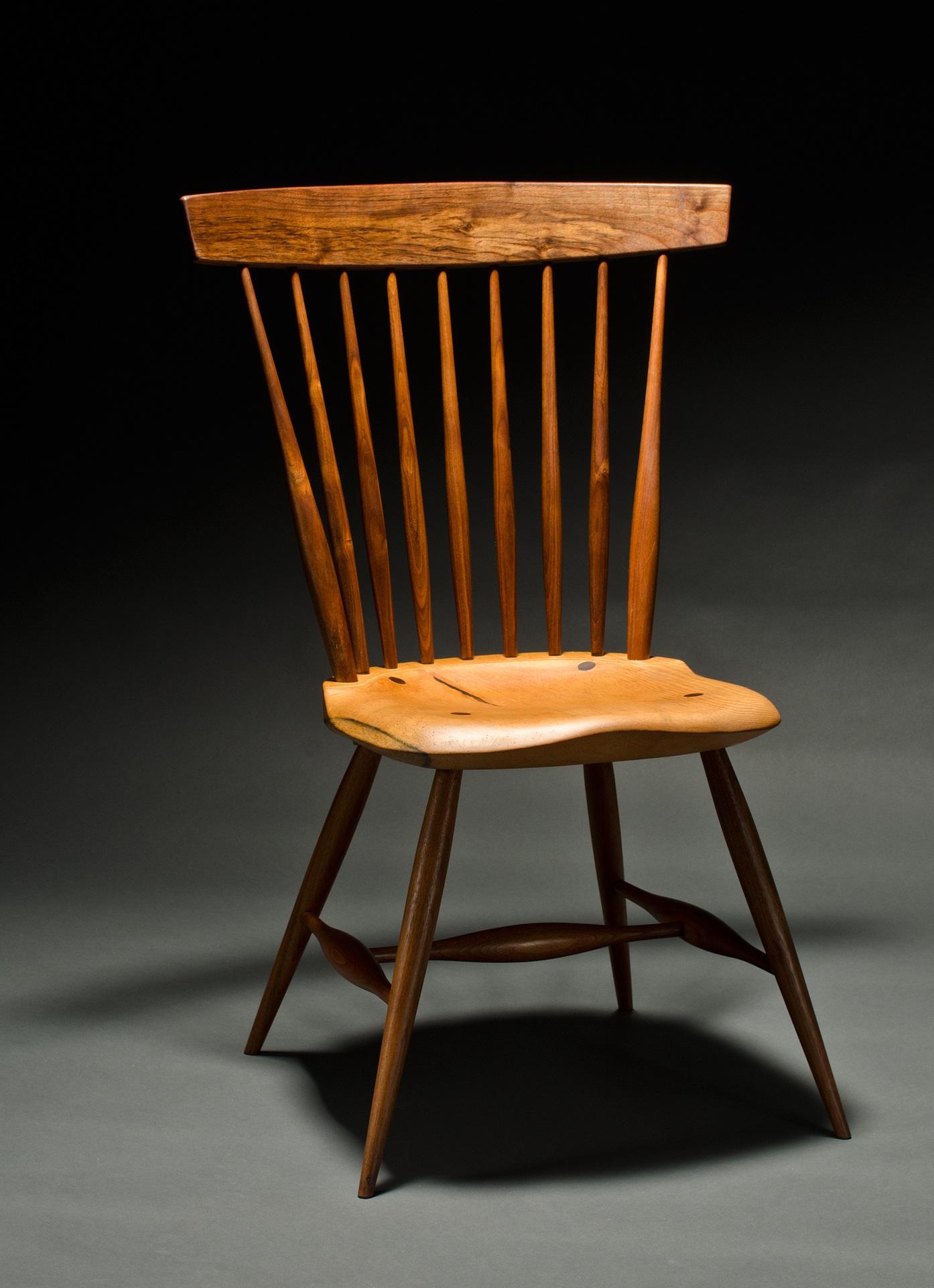 Windsor chair by Steve Habersetzer