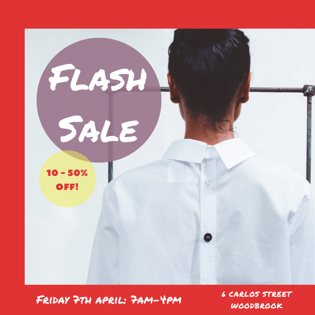 Flash Sale - Easter