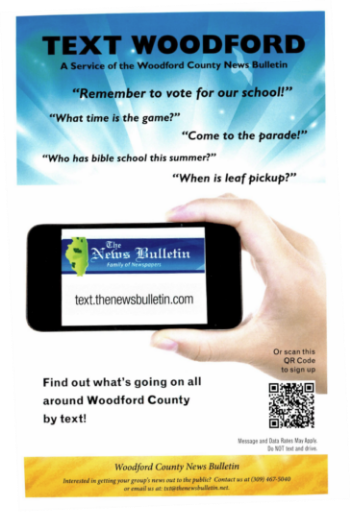Find out what is going on with Heartline and Heart House by signing up for Text Woodford and receive texts with upcoming news and events!