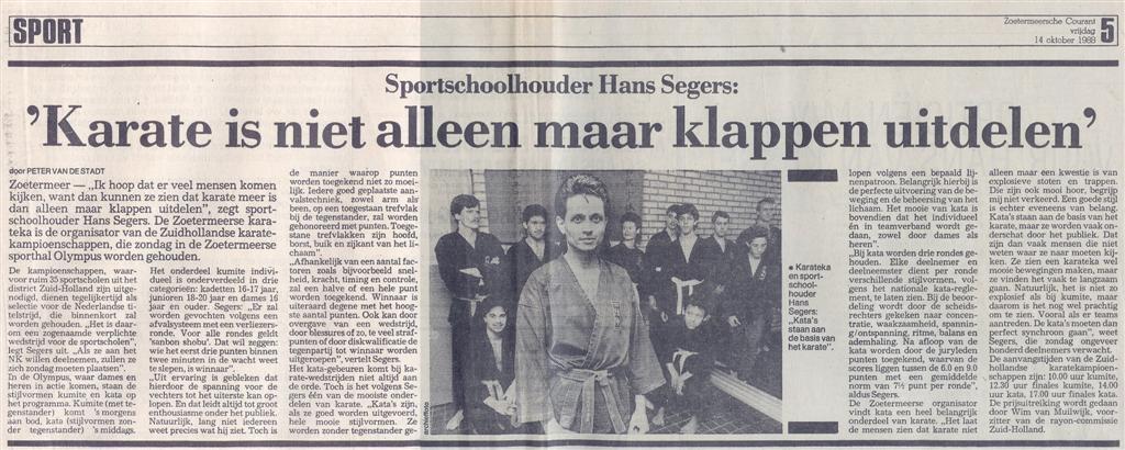 1988-10-14_Zoetermeersche_Courant_Sportschoolhouder_Hans_Segers.jpg