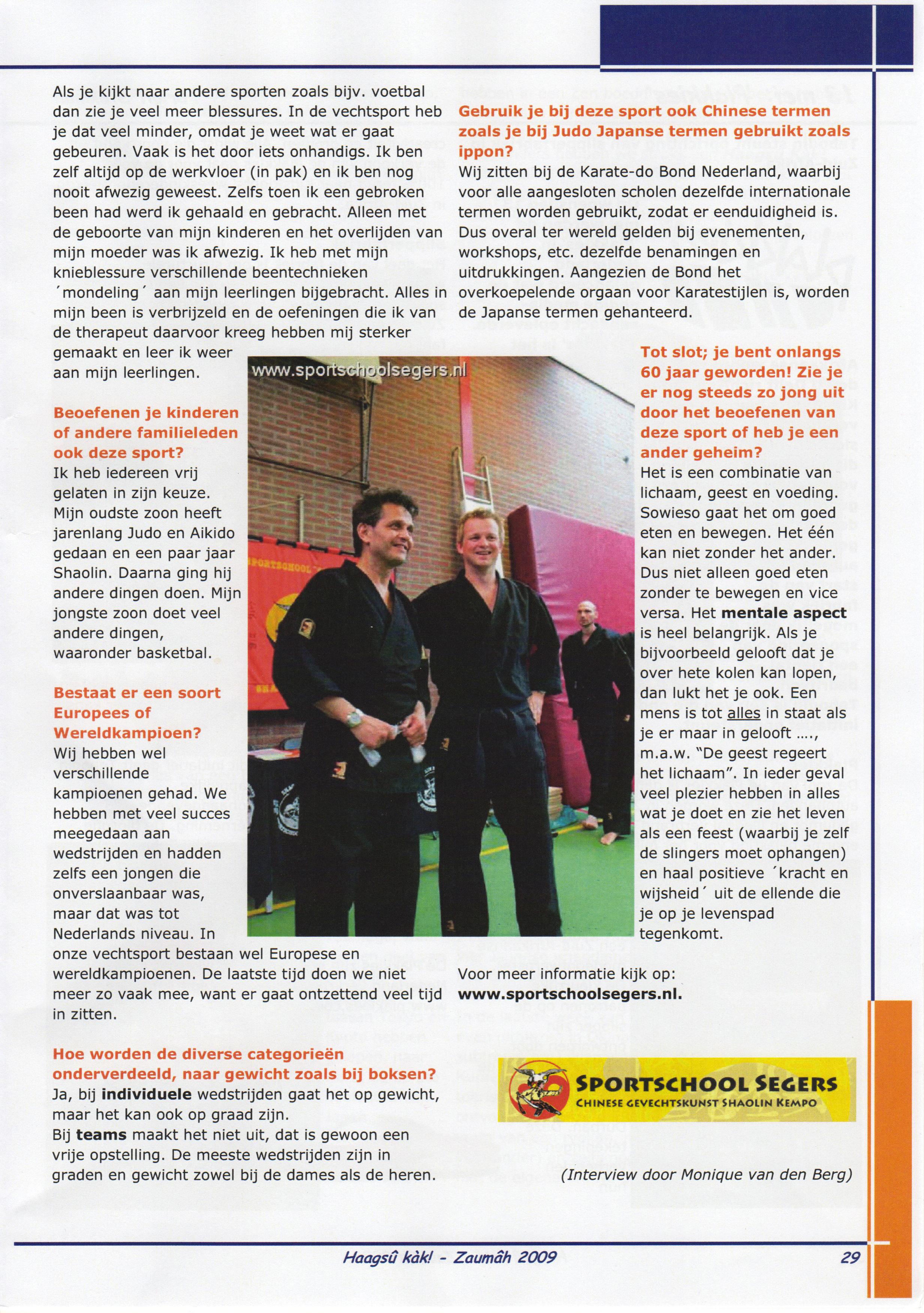 2009-06 Haagsû Kàk! 44 De Hobby van......René Segers Pagina 29.jpg