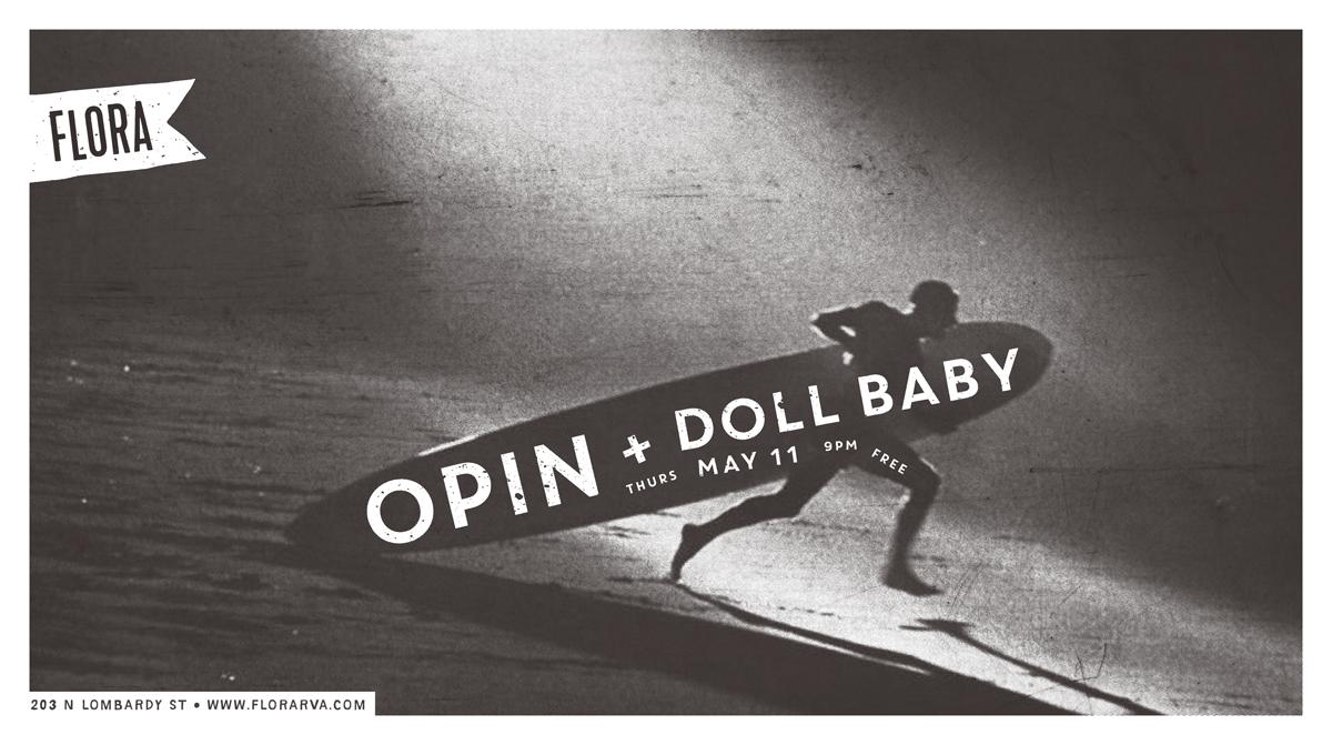 Odin + Doll Baby.
