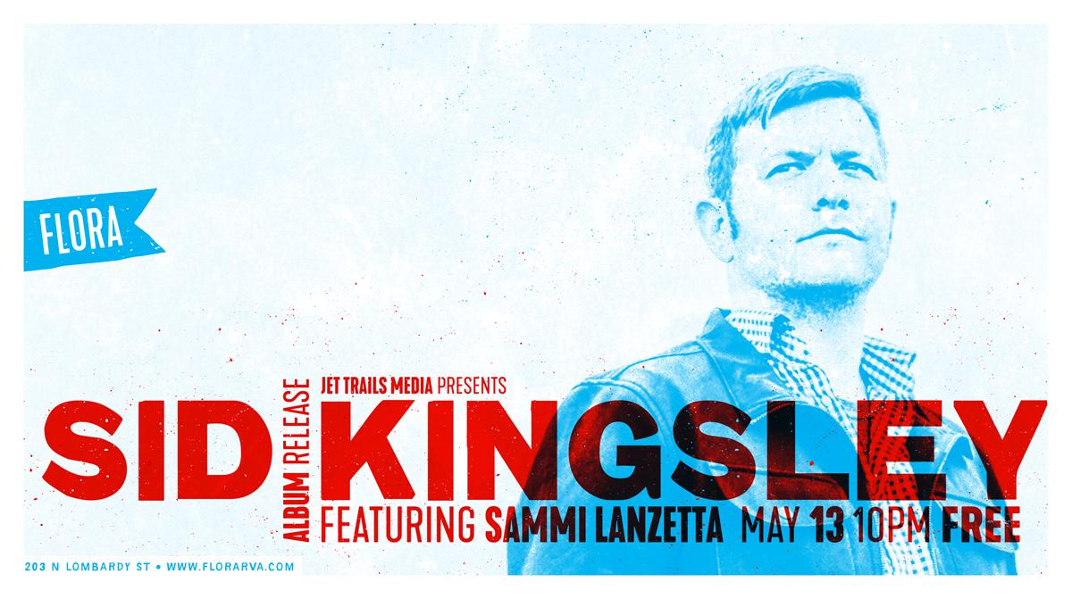 Sid Kingsley album release.