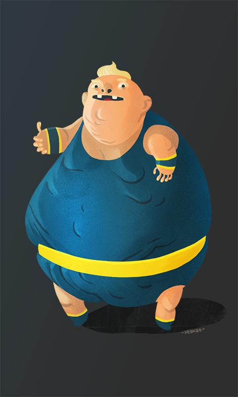 16 :: Blob