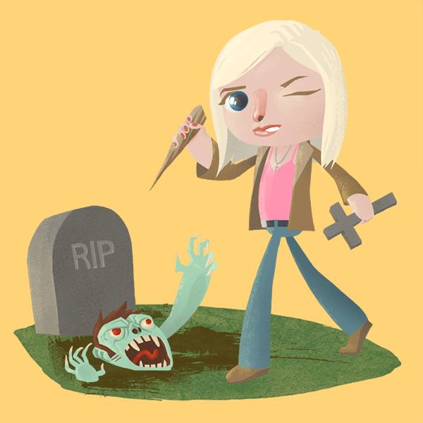 06 :: Buffy