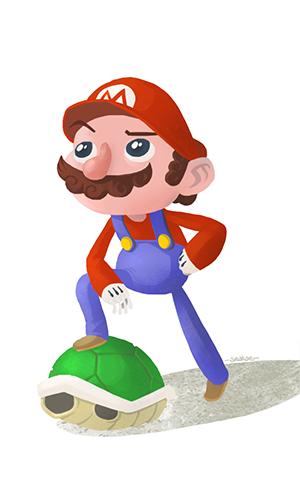 02 :: Mario