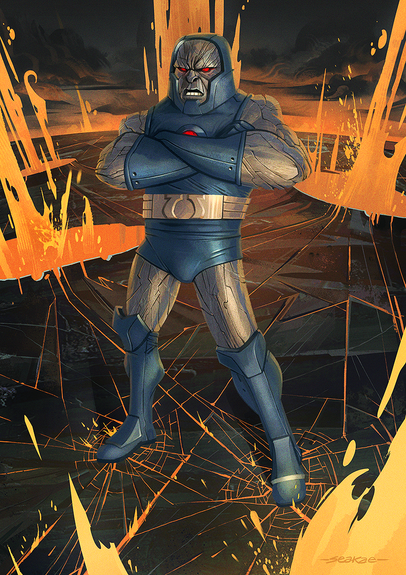 Give Yourself to Darkseid
