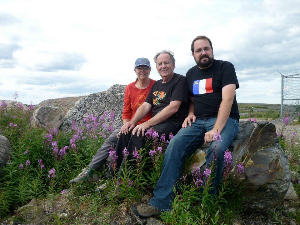 Tundra trio
