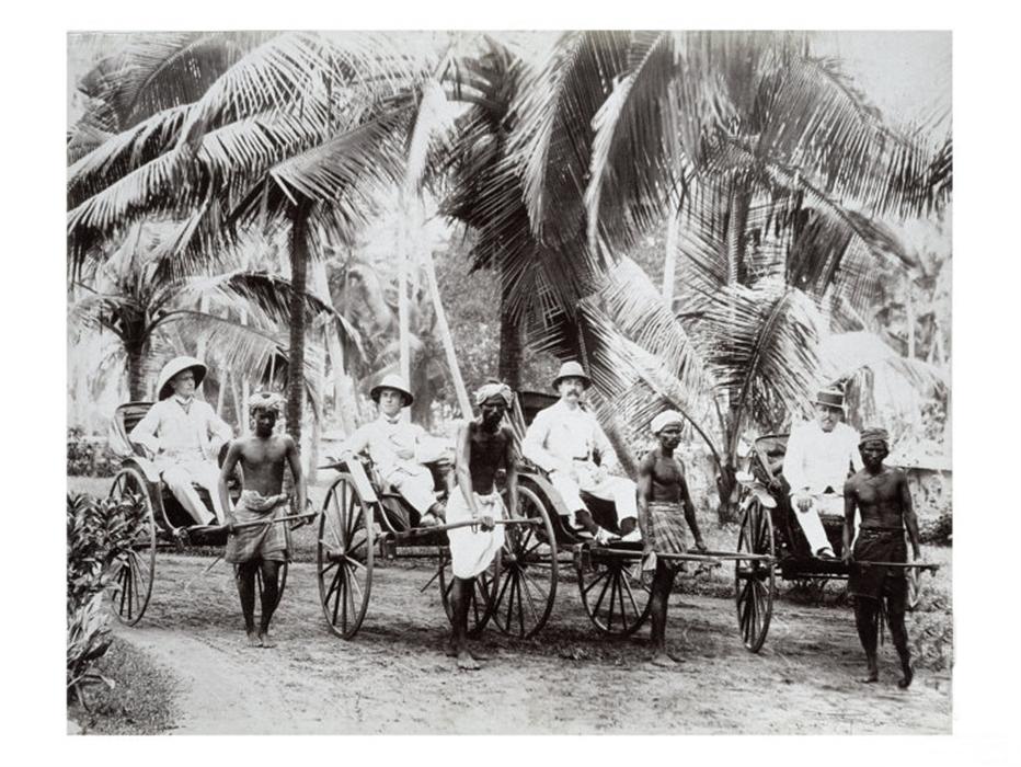 Ceylon, 1875