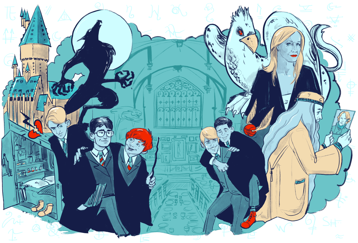 Harry potter special - how queer is JK rowling's masterpiece?