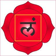 Basic Muladhara symbol from sunnyray.org