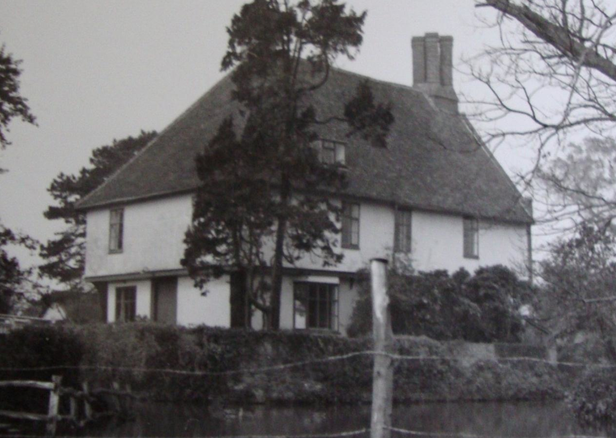 Fig.7 Letheringham Lodge, 1968 (SROI, SBR1/80/7)     4.2 On the 16 March 1966, Letheringham Lodge was entered on the   'Statutory list of buildings of special architectural or historic interest'. The Lodge was graded II*, which is reserved for 'particularly important buildings of more than special interest', and was described in the list   entry as follows:    16/3/66. Letheringham Lodge. GV. II*. House, formerly hunting lodge. Sixteenth century with later additions and alterations. Timber framed with render and a plaintiled roof. Two storeys with an attic. Massive wooden corner posts at far right and left, jowled at their tops which have miniature arcades to their upper bodies. Jettied first floor. Hipped roof above to the apex of which is a massive chimney stack. To the ridge at far right is a massive chimney-stack supporting four diamond- section flues which have broach bases and banded upper body. Left hand side: Projecting staircase tower-wing. North face (rear): Brick gable end. Massive chimney stack to the apex. Interior: Within the kitchen outshut is a moulded lintel originally to an outside door which   bears the date '1610' and the initials 'EW'. The seventeenth century   staircase has turned balusters and moulded handrail and is of open- well plan. Winder staircase to the rear wing. Roof does not appear to be earlier than the late seventeenth century.     4.3  For the purposes of establishing the extent of a listed building, the position must be examined as it was at the date of listing of the principal building or, possibly, as it was at 1 January 1969 in relation to buildings listed prior to that date.     4.4  In this instance, the principal building is Letheringham Lodge and it was added to the statutory list on 16 March 1966. The key dates in this matter are therefore 16 March 1966 and 1 January 1969.     4.5  The implication of this is that listed building controls today extend to structures wit  hin the curtilage of the Lodge, the 'principal building',   subject to the provisions of section 1(5) of the 1990 Act and subject to the structure being ancillary to the principal building at the date of listing, or possibly 1 January 1969 given that the Lodge was listed prior to this date.     4.6  There is another important consideration here in determining whether the nineteenth century buildings at Lodge Farm are subject to listed building control, and that is the fact that the 400-year-old barn is also listed in its own right.     4.7  The Easton Park Estate sale catalogue describes the structure, ahead   of the auction in 1919, as being a 'long, brick, timber, and recently   reed-thatched double corn barn, with dressing floors and two corn holes, and a lean-to imple  ment shed' (SROI, f SC142/1).    4.8   In 1949 Letheringham Lodge Barn was included on a 'Provisional list of buildings of architectural or historic interest', and was described in the   list entry as follows:     Fine sixteenth century timber-framed and weather-boarded barn, with thatched roof. 7-bays.