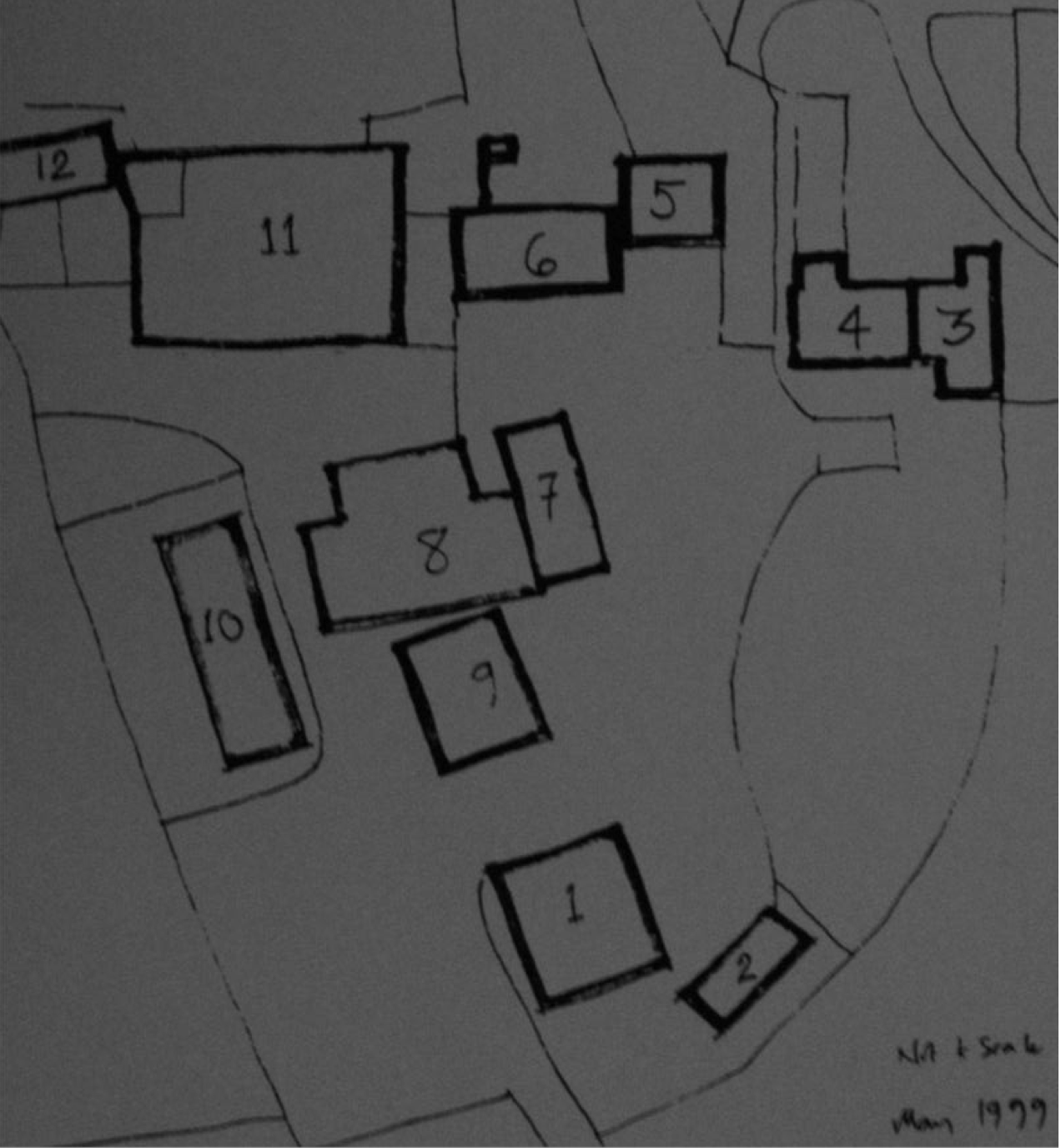 Fig.35   Plan 2, May 1999 ('Land Use Schedule', C/99/0850, 0851,   0852)