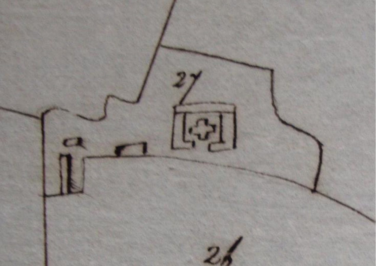 Fig.37 The Lodge Farm, occupier William Cooper (SROI, HD11.475/563)