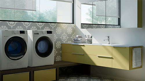 Laundry Rooms -
