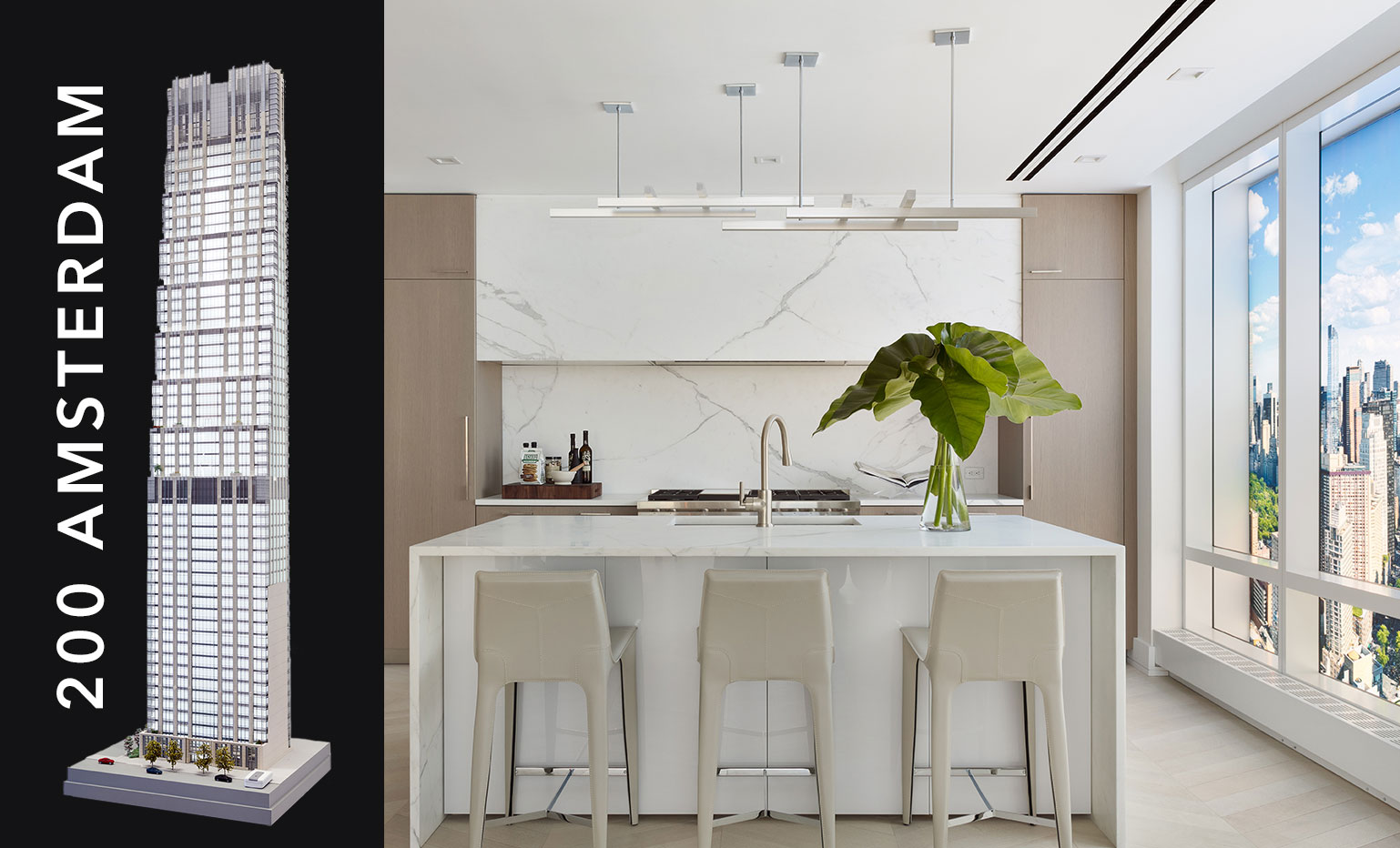 MULTI-UNIT PROJECTS - CITY LIVING REDEFINEDKitchen and bath designs for luxury NYC residences
