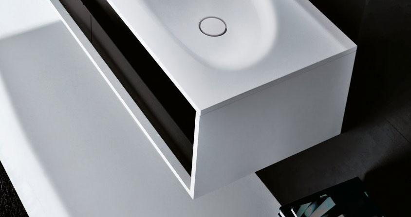 unique modern bathroom sink