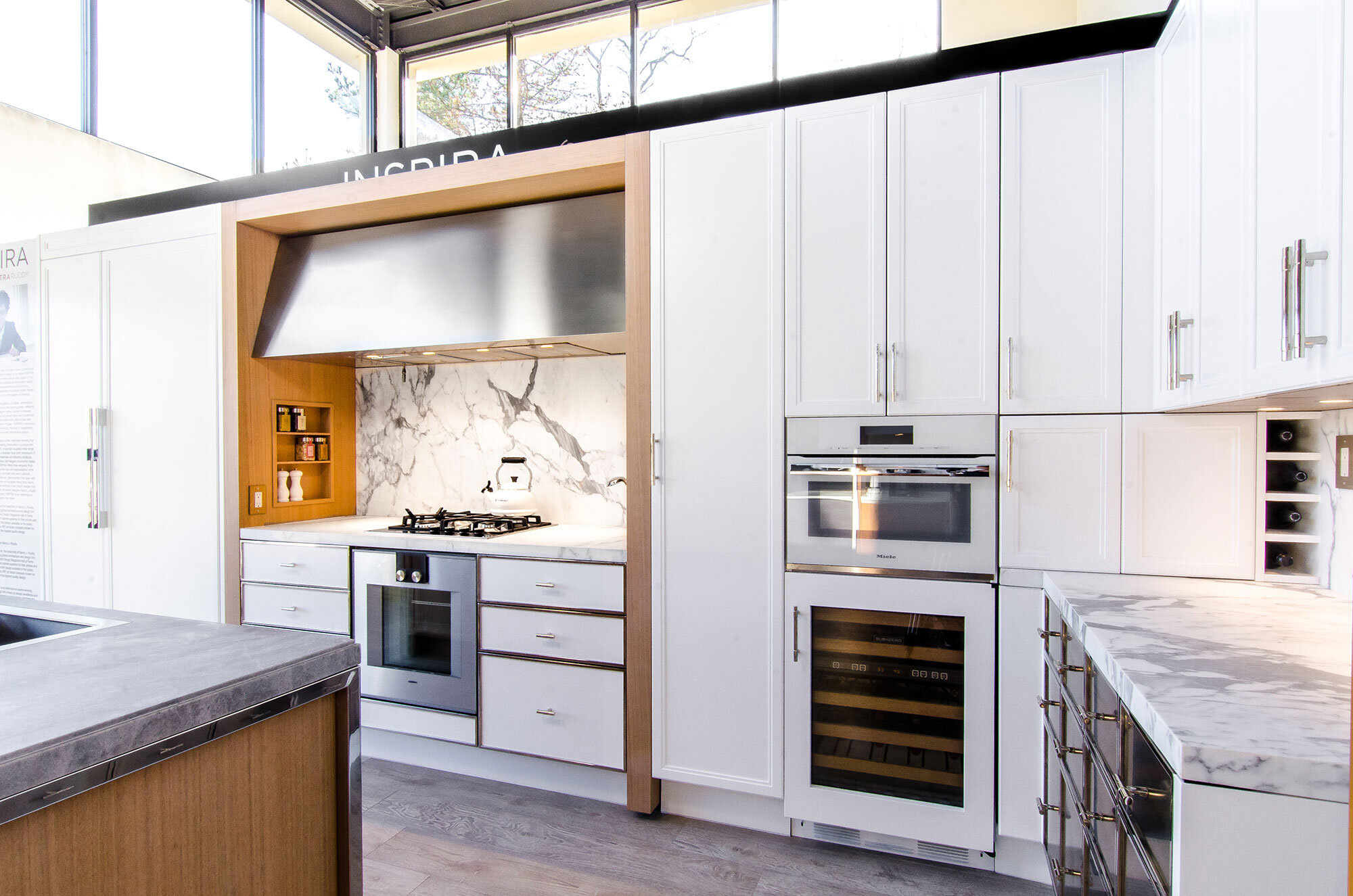 Kitchen & bath showroom | Port Chester, NY — IRP Designs