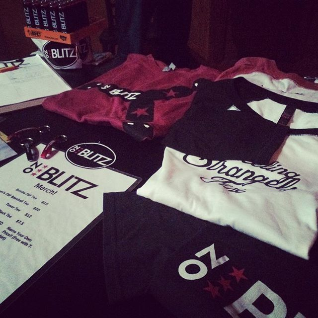 Its not too late! Come out and grab a T and hang with the band. #nbz #tourlife #daisydukes