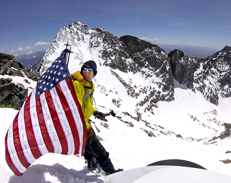Former Navy SEAL Summits 14ers In Record Time — 5280 Magazine