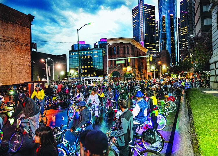 Detroit Rides — Hour Detroit Magazine