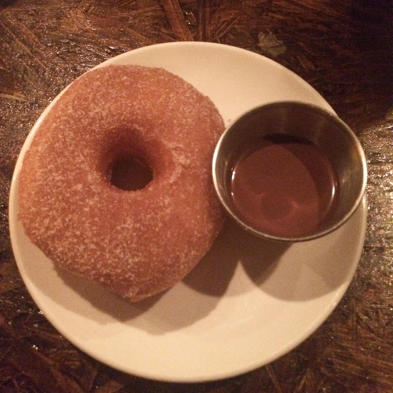 foodseum churro doughnut