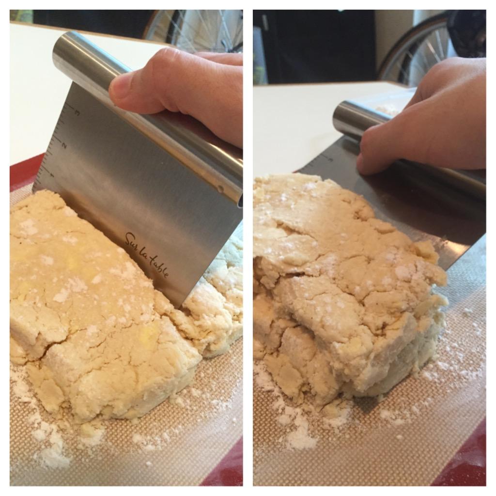 Foodseum biscuit folding