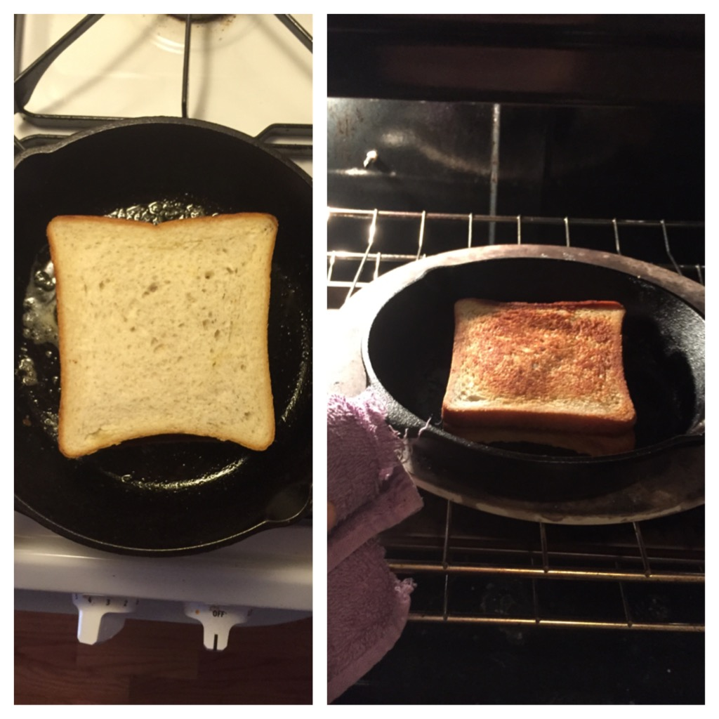 foodseum pan roasting grilled cheese