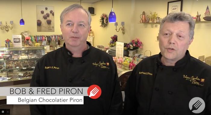 Belgian Chocolatier Piron