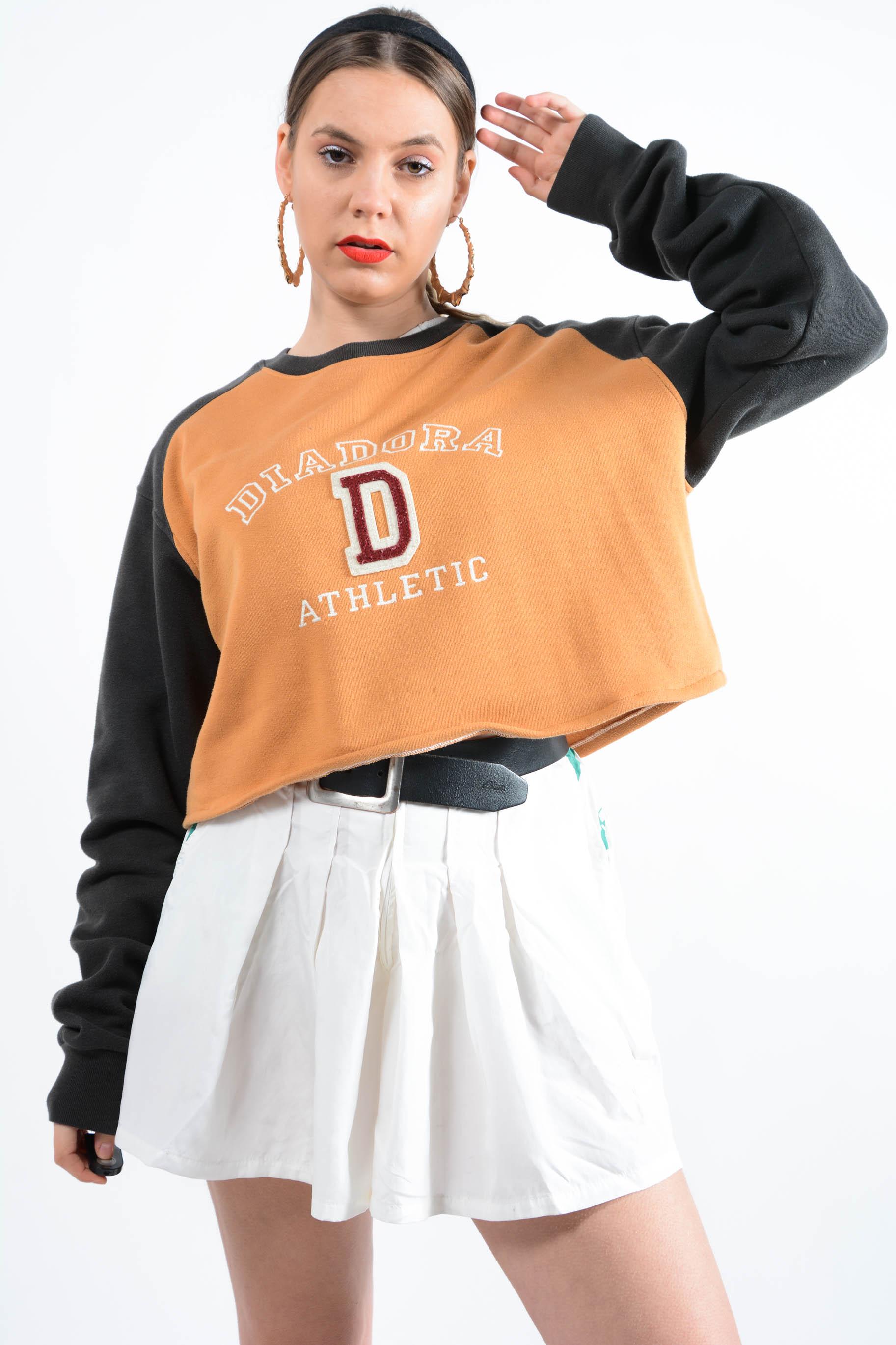 vintage diadora sweatshirt