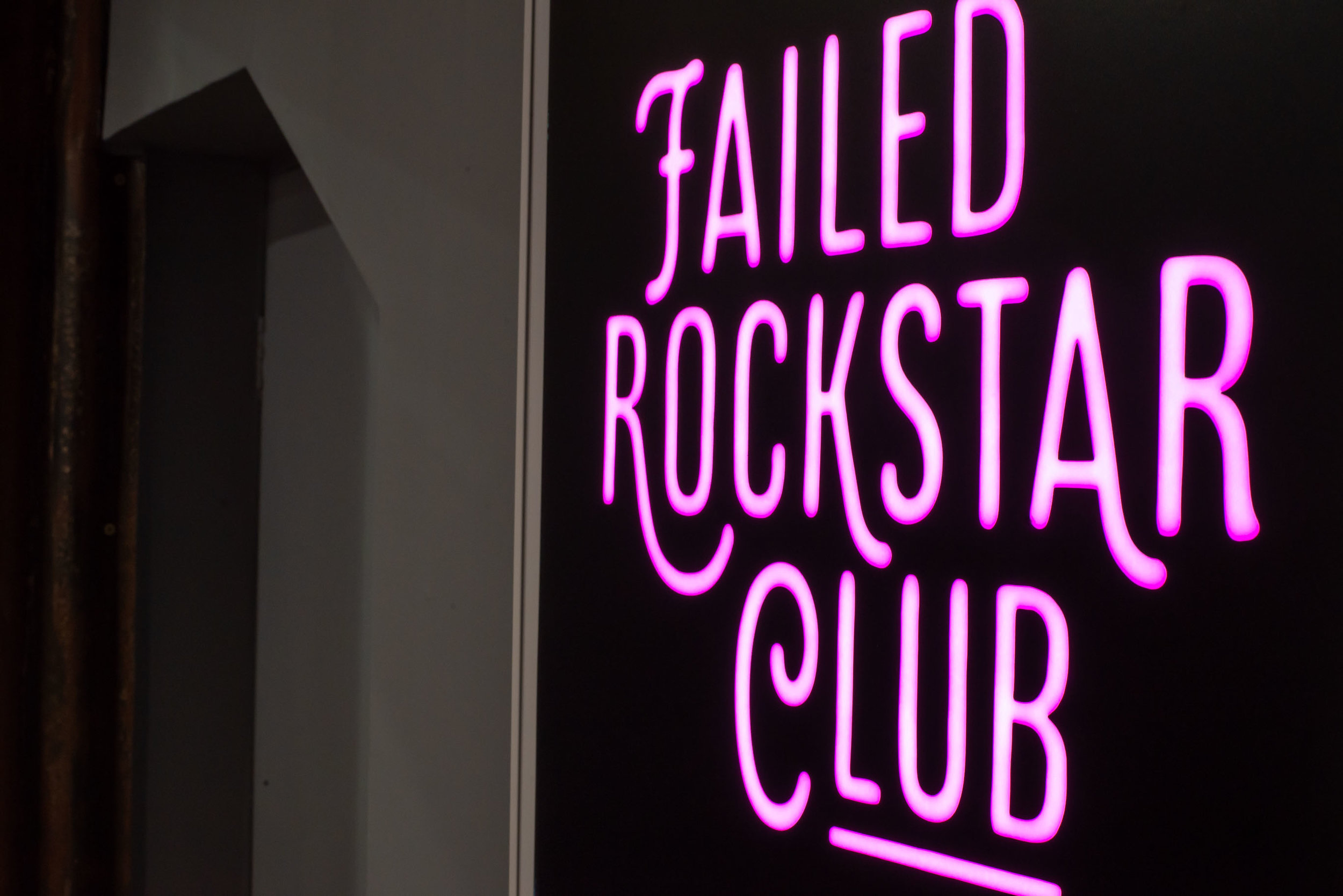 failed rockstar club