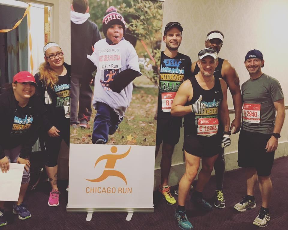 Bank of America Chicago Marathon - Oct 2016
