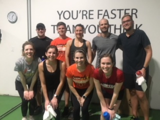 Next Generation Board at Runn Chicago