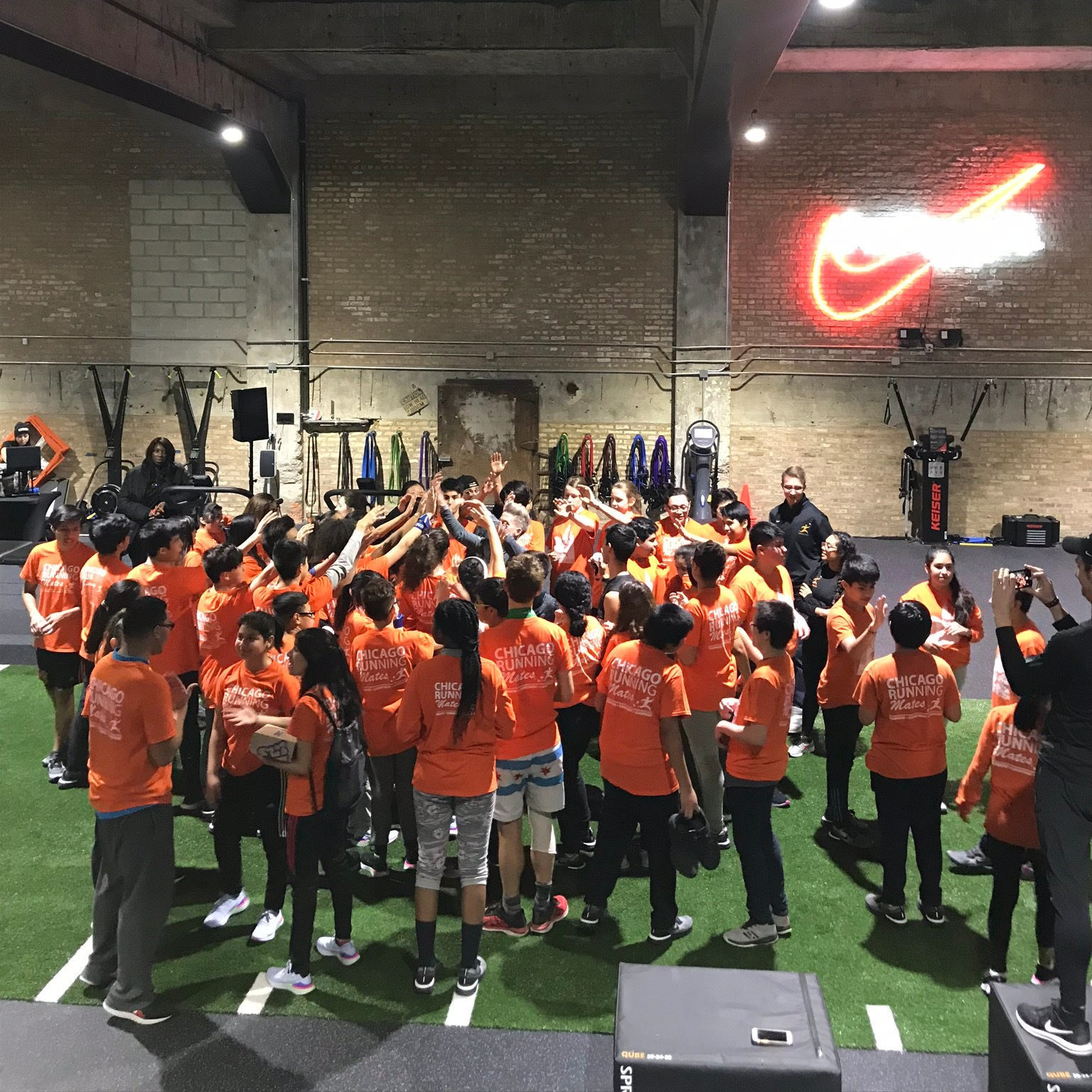Nike On Your Mark Event - Mar 2019