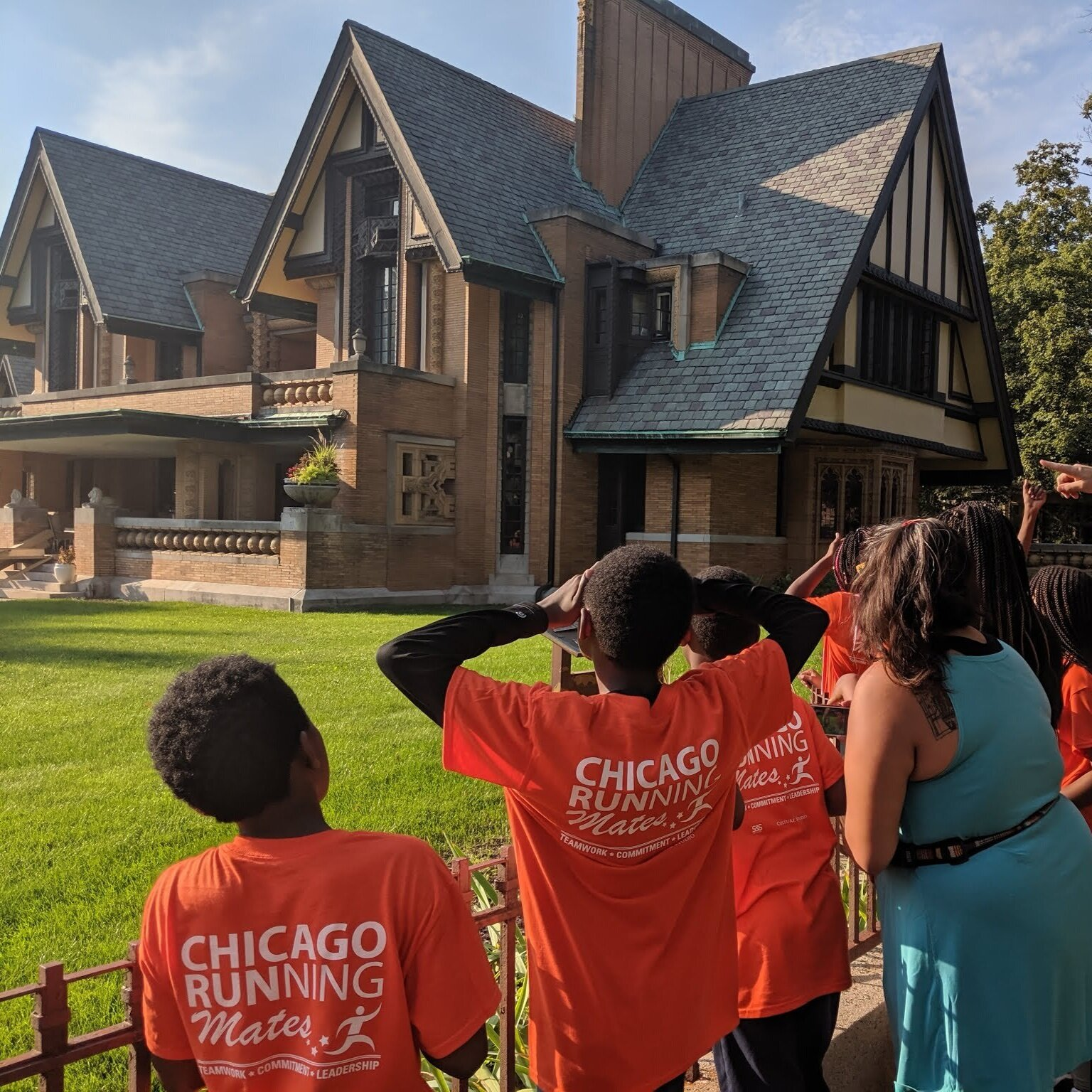 Frank Lloyd Wright Architecture Tour with Peter Sagal - Sep 2019
