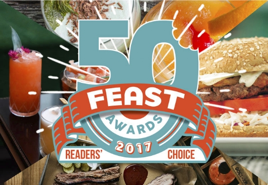 FEAST 50 AWARDS: BEST BUTCHER SHOP// RUNNER UP: BEST CHARCUTERIE  Feast Mag: Aug 2017  CHECK OUT ALL THE WINNERS HERE