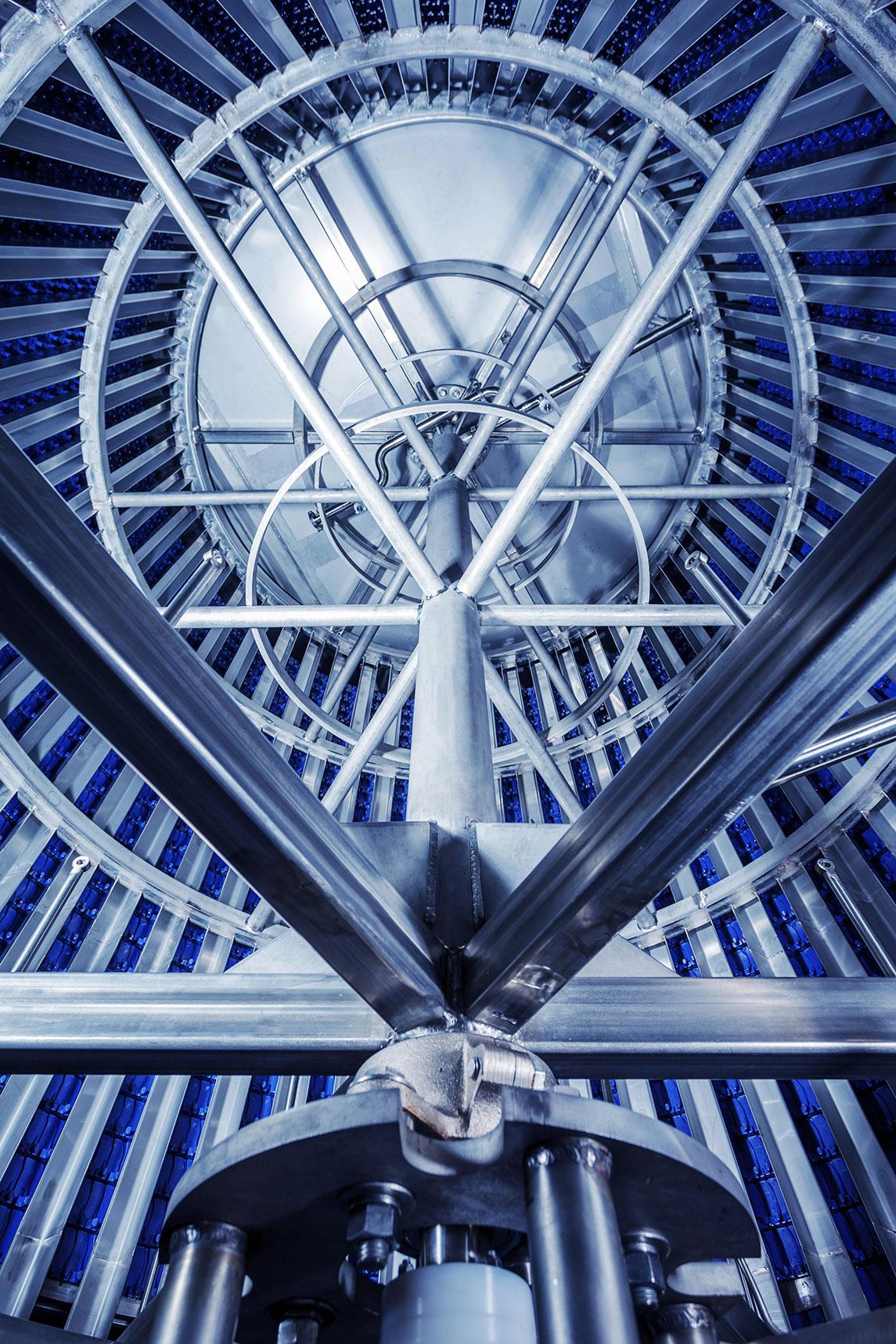 fps spiral interior robust spiral drum design