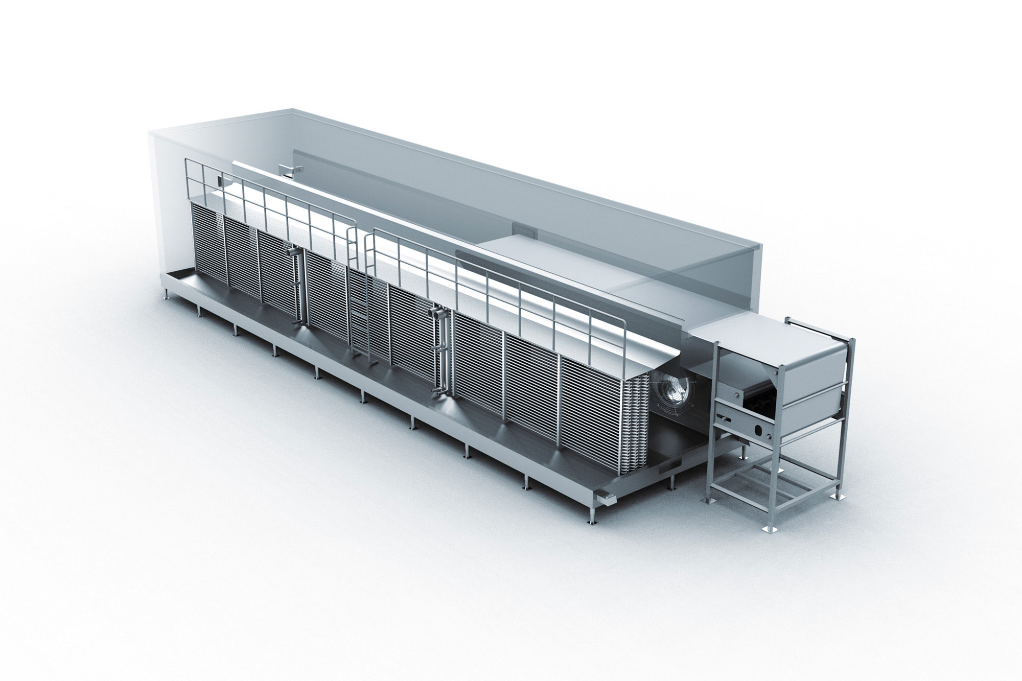 fps iqf freezer external view 3
