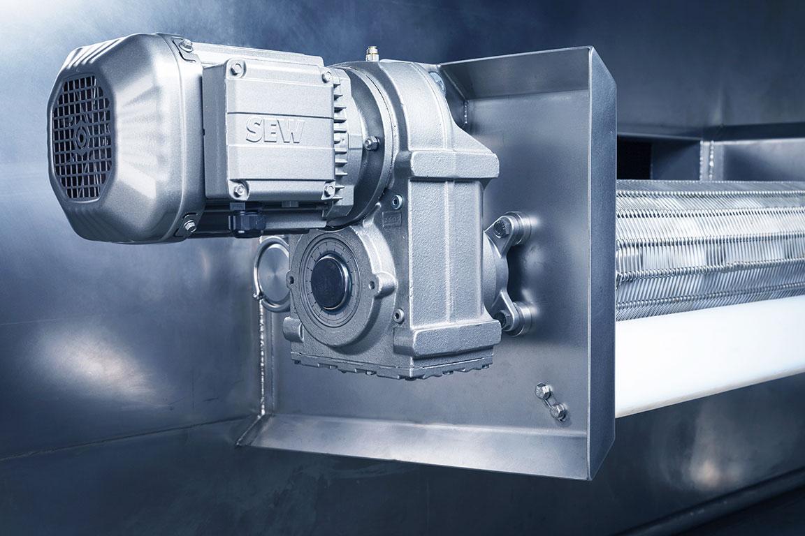 fps impingement robust drive system