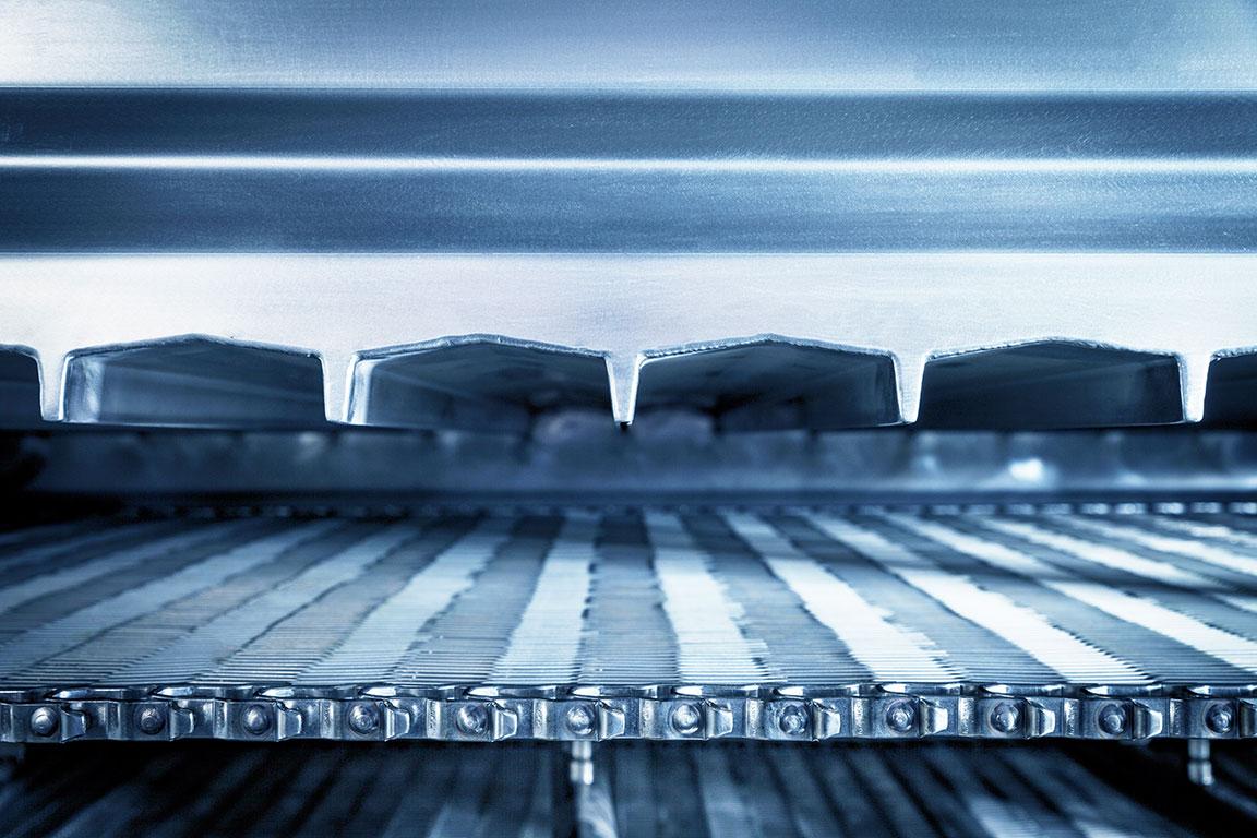 fps impingement high velocity impingement ducts
