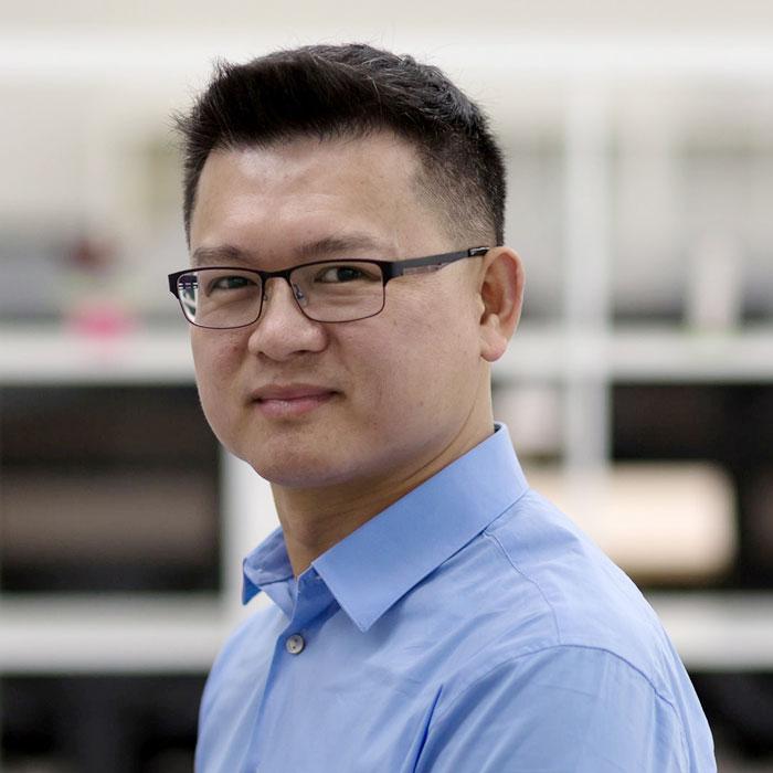 Jeffrey Chang - President
