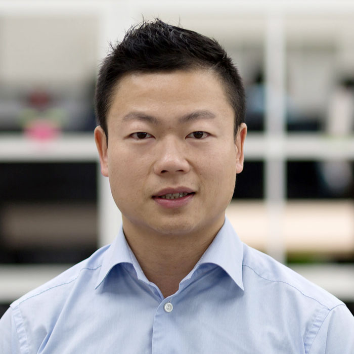 Justin Lai - Vice President, Sales & Marketing