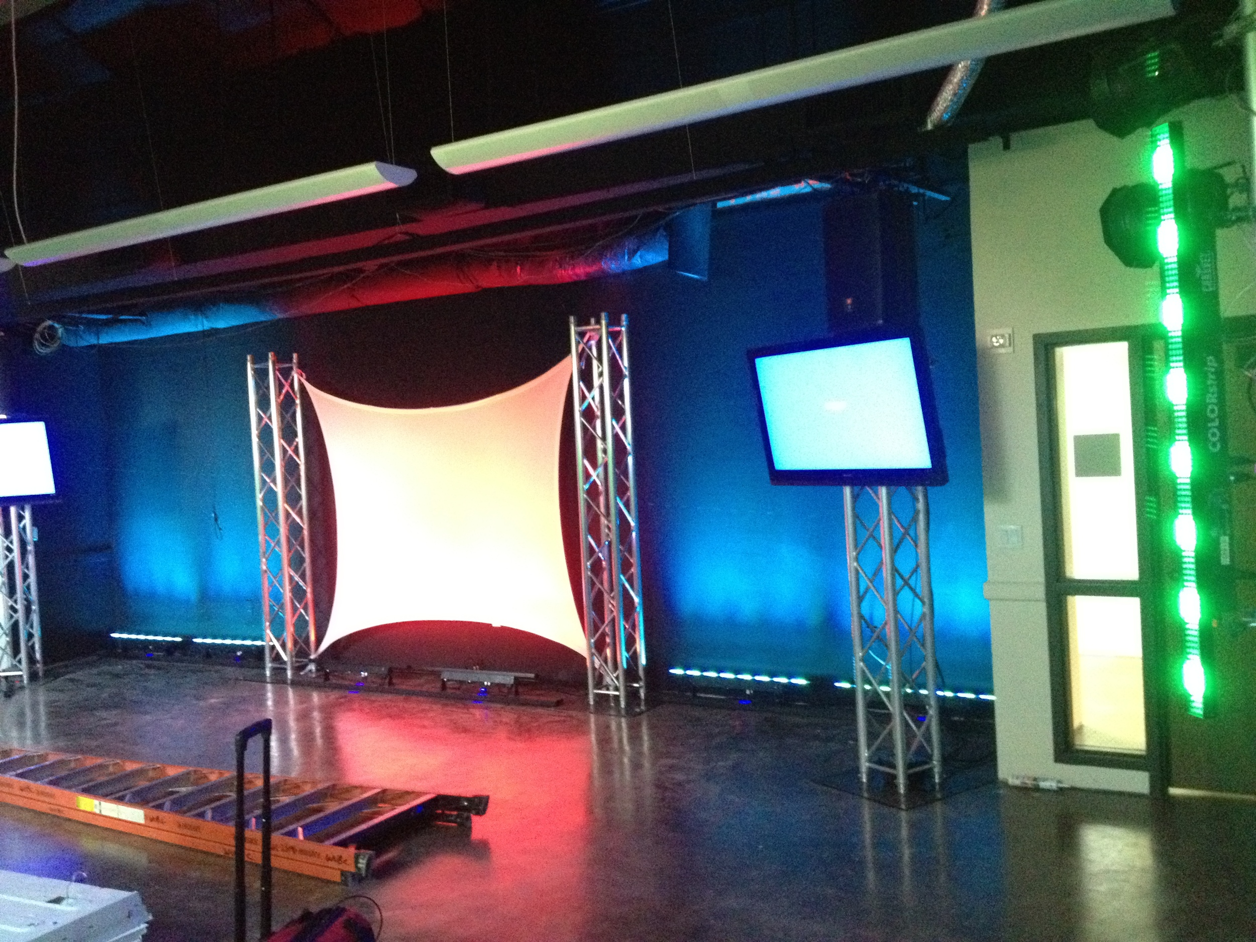 Youth Room - West University Baptist Church
