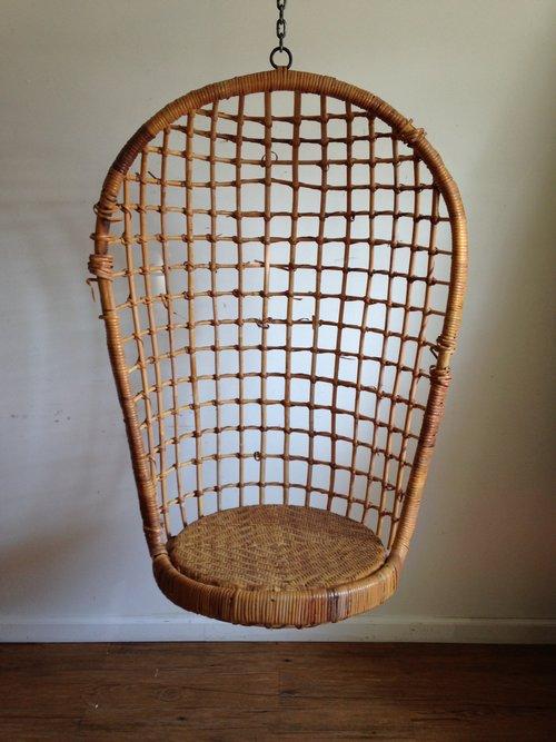 Vintage Rattan Hanging Chair 2017 08 31 11 52 55 1 Jpg